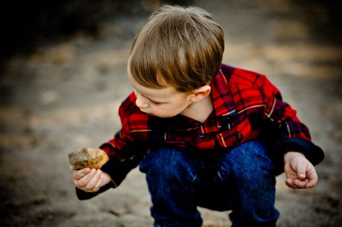 Meraklı çocuklar yetiştirmek