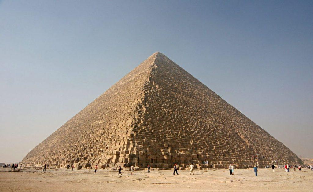 kheops-piramidi-1024x629 Dünyanın Yedi Harikası Nelerdir?