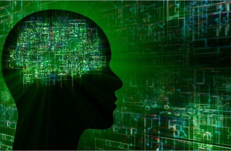 bilgisayar ve telefon arasındaki kablosuz veri akışı