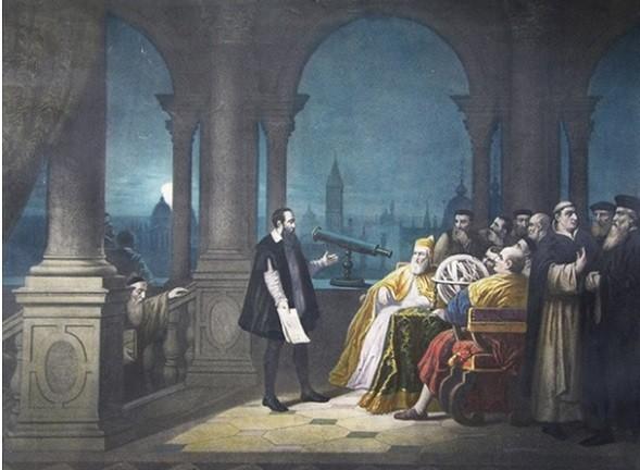 galileo-galile-kimdir-kesifleri-nelerdir-3 Dünyayı Döndüren Adam, Galileo Galilei Kimdir? Keşifleri Nelerdir?