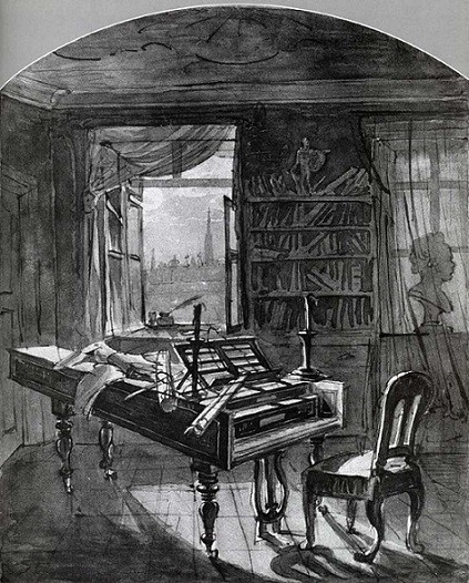 beethovenin-ilginc-hayati-2 Beethoven'ın İlginç Hayatı