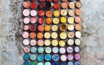 muhteşem renk düzeni