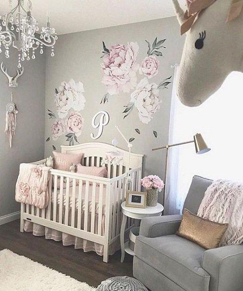 Bebek Odasını En Zarif Şekilde Nasıl Dizayn Edilir?