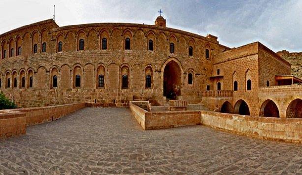 Deyrul Zafaran Manastırı