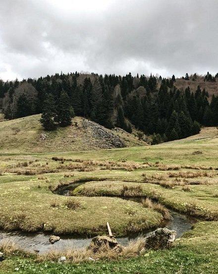 doganin-yuruyus-noktasi-kayaustu-yaylasi-3 Bir Şehir Panoraması Kayaüstü Yaylası
