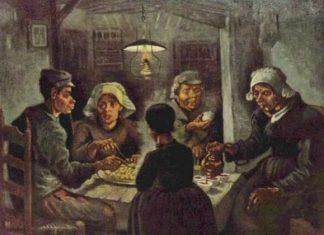 Patates Yiyenler Tablosu (The Potato Eaters)