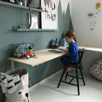Çocuk Odalarında Ve Çalışma Alanlarında Nelere Dikkat Edilmelidir?