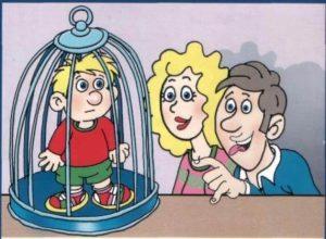 anne-baba-300x220 Çocuklara Davranma Konusunda Ebeveyn Tutumları Nasıl Olmalıdır?
