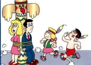 gevsek_aile_tutumu-300x215 Çocuklara Davranma Konusunda Ebeveyn Tutumları Nasıl Olmalıdır?