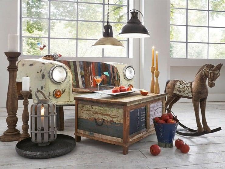 dekorasyonda-vintage-ekolu-nedir-1 Dekorasyonda 'Vintage' Ekolü Nedir?