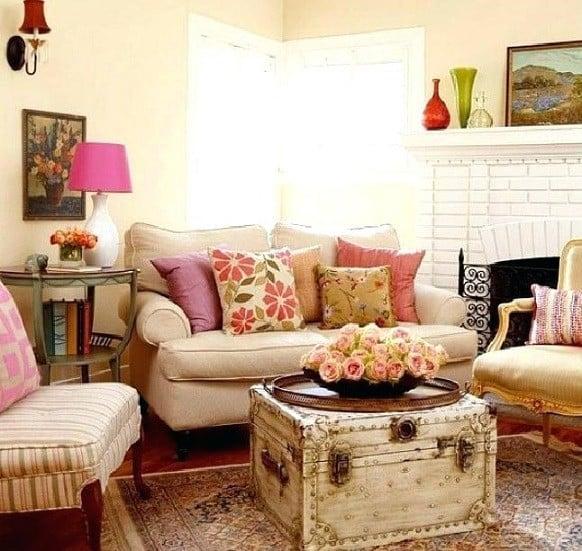 dekorasyonda-vintage-ekolu-nedir-4 Dekorasyonda 'Vintage' Ekolü Nedir?