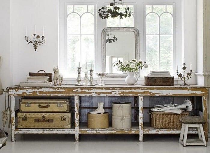 dekorasyonda-vintage-ekolu-nedir-7 Dekorasyonda 'Vintage' Ekolü Nedir?