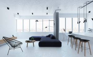 floating-lights-minimalist-living-space-300x186 Minimalizm İle Boşluktan Huzura