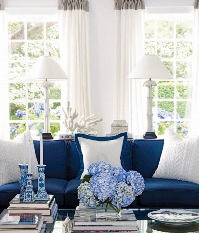 Suların Mavi Aynası: Akdeniz Stili Dekorasyon