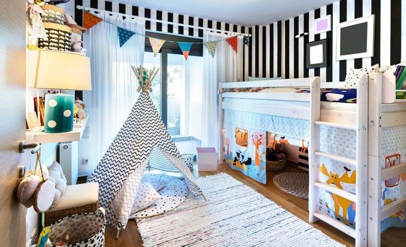Çocuk Odası Dekorasyonunda Püf Noktalar