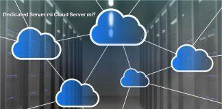 Dedicated server mi cloud server mi