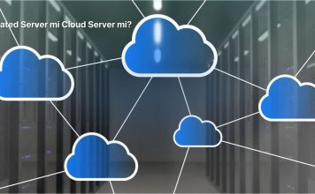 Dedicated server mi cloud server mi