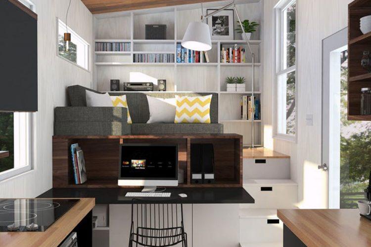 Küçük Evler İçin Dekorasyon