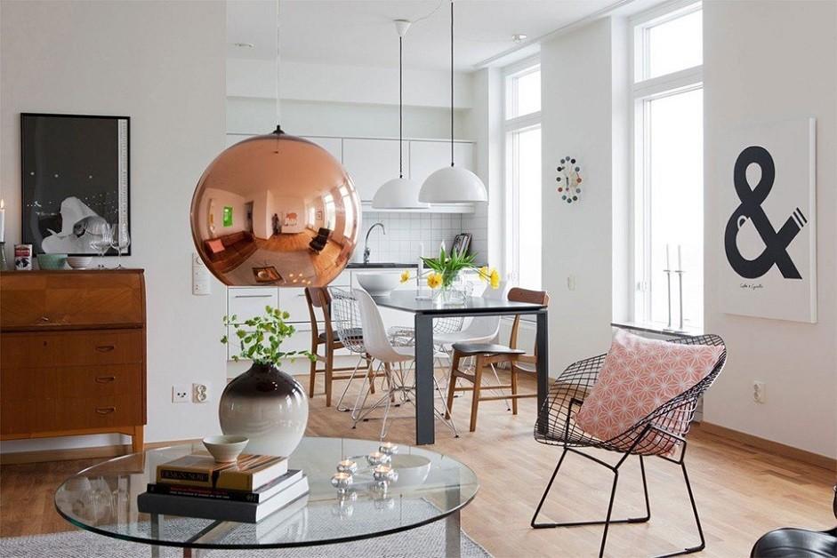 İskandinav Stili Renk Paletleri