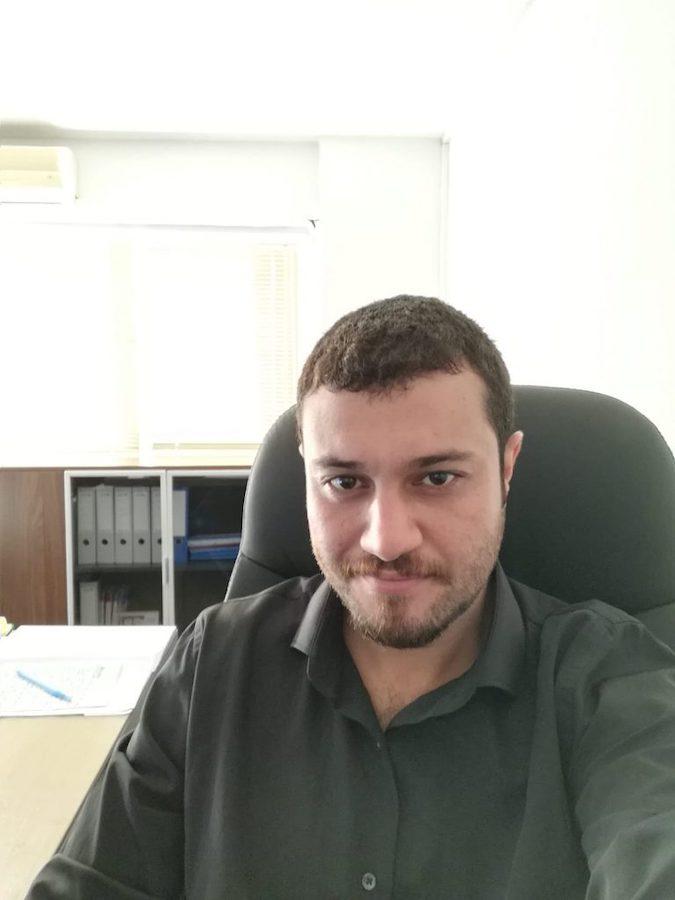 Avukat Ramazan Sertan Safsöz